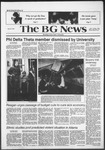 The BG News April 29, 1981