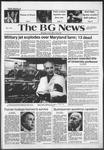 The BG News May 7, 1981