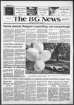 The BG News May 8, 1981