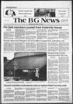 The BG News May 13, 1981