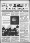 The BG News May 22, 1981