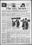The BG News May 29, 1981