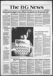 The BG News July 16, 1981