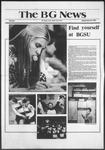 The BG News September 20, 1981