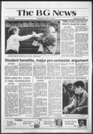 The BG News September 23, 1981