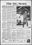 The BG News September 25, 1981