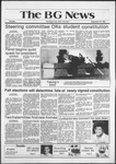 The BG News September 29, 1981