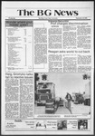 The BG News September 30, 1981