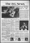 The BG News October 1, 1981