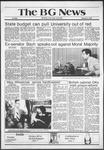 The BG News October 6, 1981