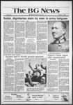 The BG News October 7, 1981