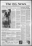 The BG News October 8, 1981