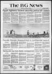 The BG News October 9, 1981