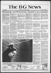 The BG News October 14, 1981