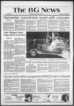 The BG News October 15, 1981