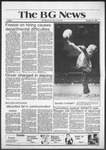 The BG News October 16, 1981