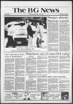 The BG News October 22, 1981