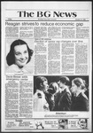 The BG News October 23, 1981