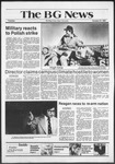 The BG News October 27, 1981