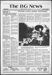 The BG News October 28, 1981