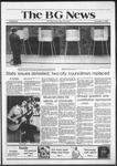The BG News November 4, 1981