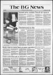 The BG News November 10, 1981