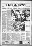 The BG News November 12, 1981