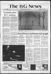 The BG News November 17, 1981