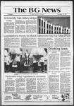 The BG News November 18, 1981