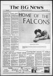 The BG News December 3, 1981