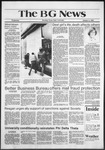 The BG News January 6, 1982