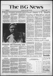 The BG News January 7, 1982