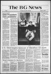The BG News January 8, 1982