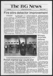 The BG News January 13, 1982
