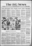 The BG News January 14, 1982