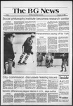 The BG News January 15, 1982