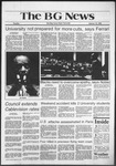 The BG News January 19, 1982