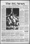 The BG News January 21, 1982