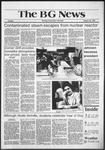 The BG News January 26, 1982