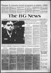 The BG News January 27, 1982