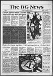 The BG News January 29, 1982