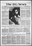 The BG News February 17, 1982
