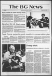 The BG News March 12, 1982