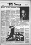The BG News March 30, 1982