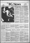 The BG News March 31, 1982
