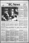 The BG News April 1, 1982