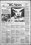 The BG News April 6, 1982
