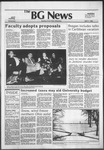The BG News April 7, 1982