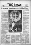 The BG News April 8, 1982