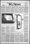 The BG News April 9, 1982